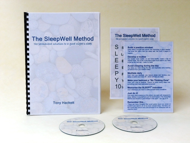 The Sleep Well Method - the permanent solution to a good